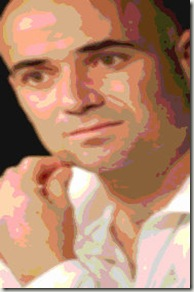 agassi_posterize
