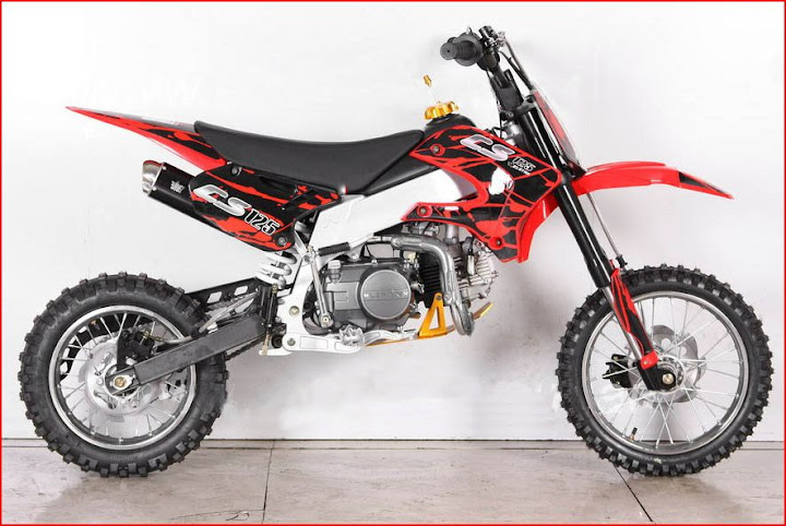 Cheap 125cc Pit Bike For Sale