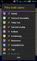 Screenshot of ÚAMK - jistota na cestách