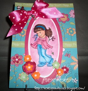 Flower Card_Whole Card View