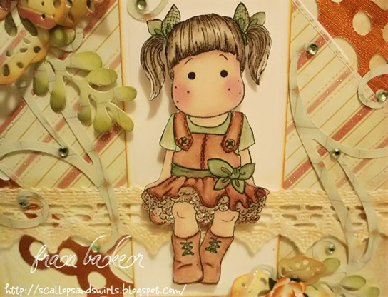 Tilda with Tulle Skirt Card_Closeup