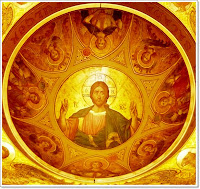 Christ Pantocrator- St. Demetrios Cathedral in Craiova