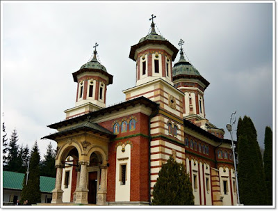 Holy Monastery of Sinaia