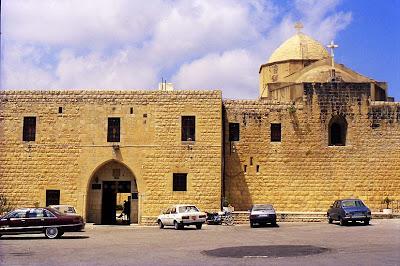 Greek Orthodox Monastery of St George , Syria