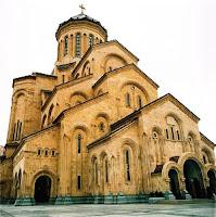 Holy Trinity Georgian orthodox Cathedral