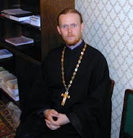 Ukrainian Orthodox Priest