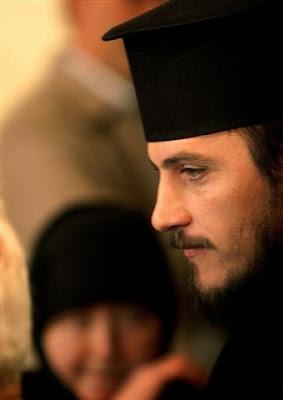 Cyprotic Greek Orthodox Priest