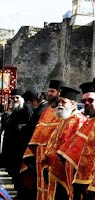 Jerusalem Greek Orthodox Priest