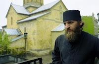 Georgian Orthodox Monk