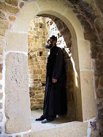 Serbian Orthodox Monk