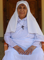 Indian Orthodox Nun-