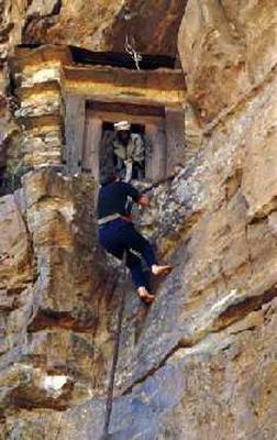 .Debra Damo Monastery - Ethiopia