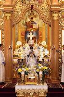 Ukrainian Orthodox Church Altar