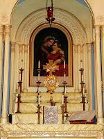 Armenian Orthodox Church Altar