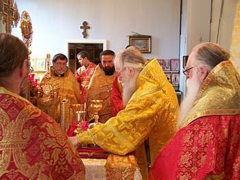 Liturgy of Orthodox Church in America