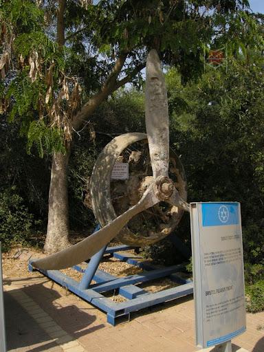 Музей авиации Израиль