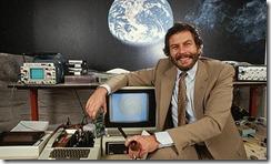 Nolan Bushnell, fundador da Atari