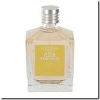 l'occitane fleur d'oranger home perfume