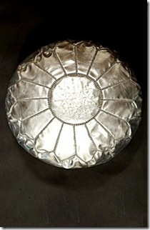 silver- morroccan ottoman from laviva-home website