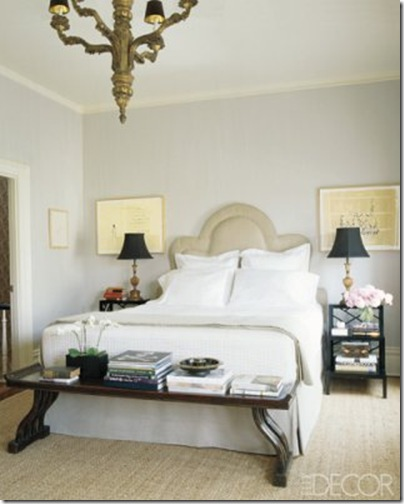 elle decor  bedroom by courtnay daniels hayden