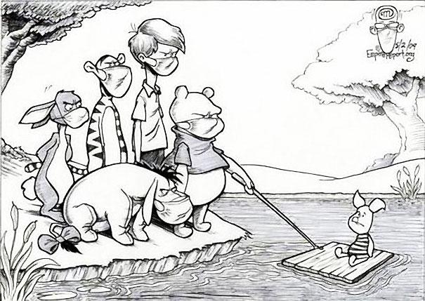 Swine Flu and Winnie the Pooh
