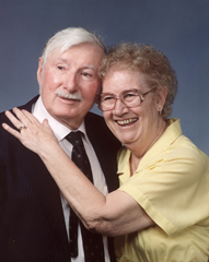 Ray and Carol Hunter