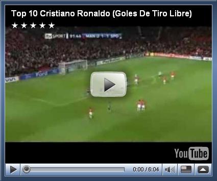 los goles de ronaldo gratis: