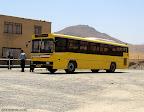 یکی از اتوبوس های جدید شهرداری