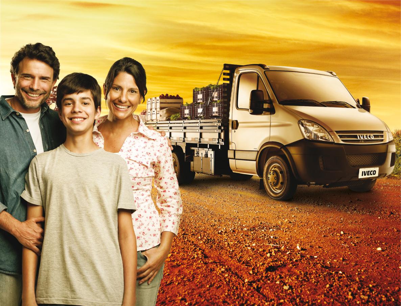 Agricultura Familiar - Carboni Iveco realiza entrega de veículos no Programa Mais Alimentos IMAGEM%201