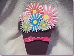 Daisies Flowerpot