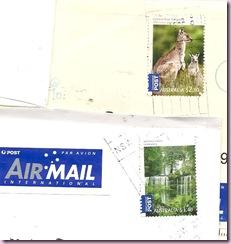 Air Postage