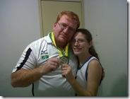 2010 - Brasileiro Regional - Nicole e Papai (2)