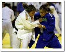Josiane Falco em Treino com a Seleção