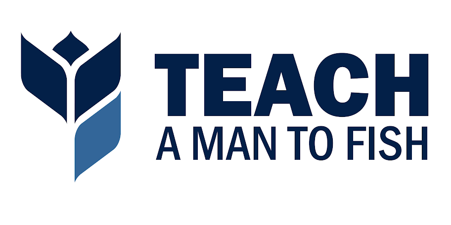 Logos teach a man to fish if you would like to download and use it please contact us to discuss the purpose and rules of using the teach a man to fish logo sciox Image collections