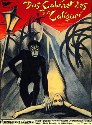 Caligari capa