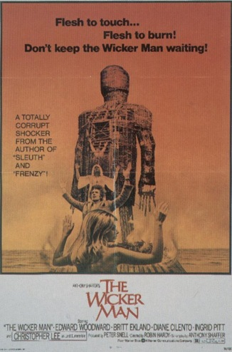the wicker man capa