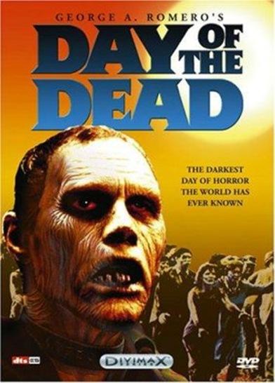 dia dos mortos capa