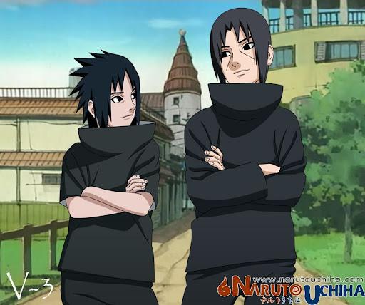 Wallpaper: Naruto Sasuke Sakura Shippuden