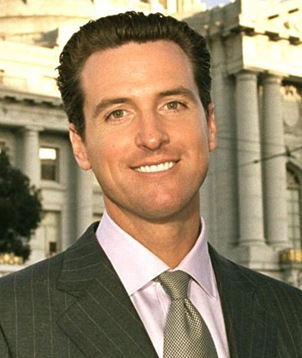 GavinNewsom