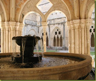 poblet_fountain