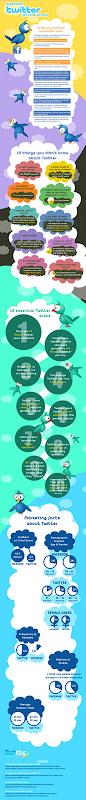 twitter status infographic