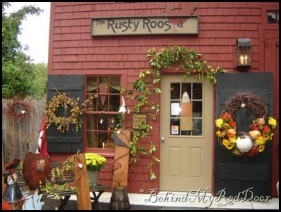 rusty roosta