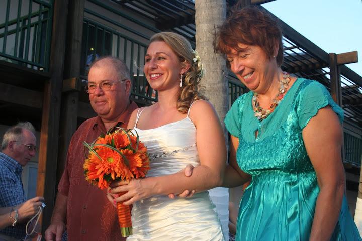 Wedding day non pros photo 6