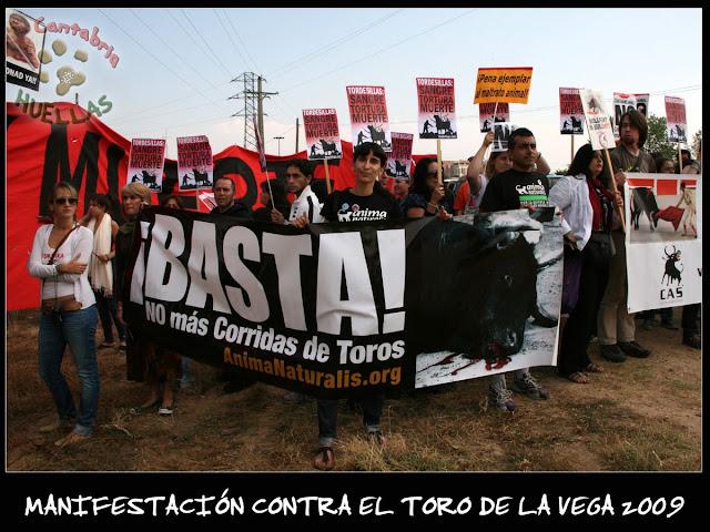 Manifestaciones contra el Toro de la Vega 2009 IMG_2221