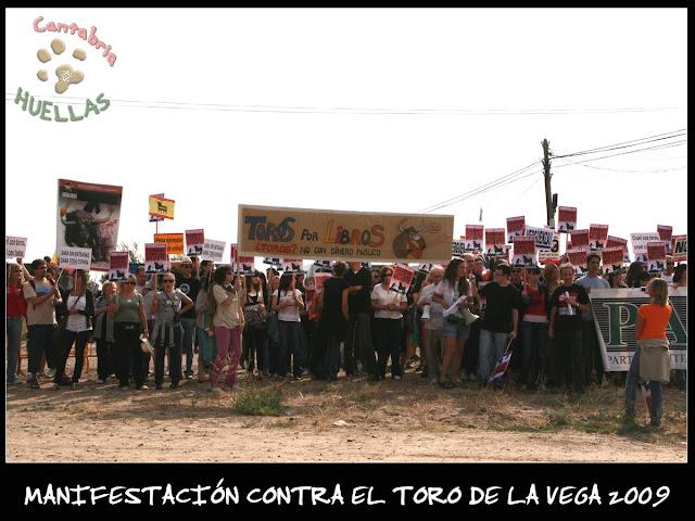 Manifestaciones contra el Toro de la Vega 2009 IMG_2236