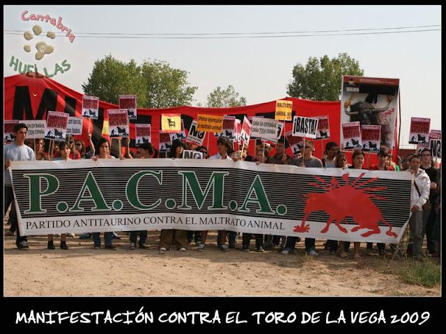 Manifestaciones contra el Toro de la Vega 2009 IMG_2250