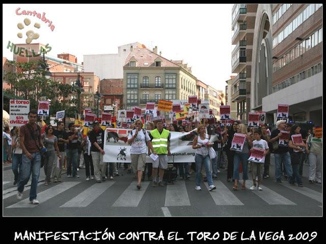 Manifestaciones contra el Toro de la Vega 2009 IMG_2321