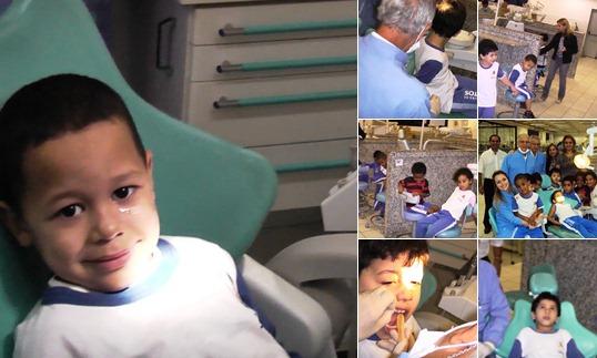 Exibir Projeto Criança Sorriso