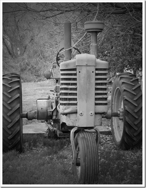 Tractor 8 PS