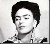 Fotografía Frida Kahlo